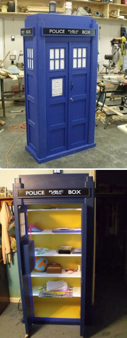Tardis Bookshelf... best thing ever invented... Books and Doctor who... BOOKS... AND DOCTOR WHO. Think about that for a MOMENT.