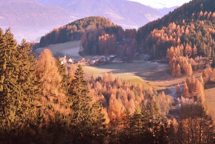 ...autunno a Brunnico...