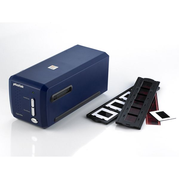photo Plustek Scanner OpticFilm 8100