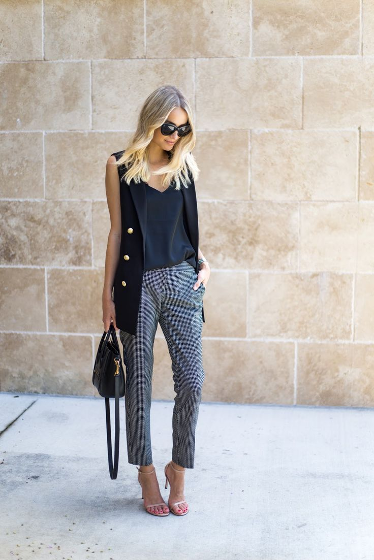 Wear to work and play | Summer Style | Fashion Pants | Little Blonde Book