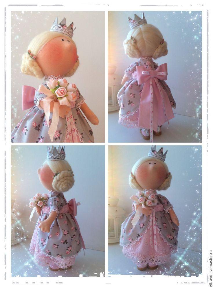 Кукла принцесса - Виктория