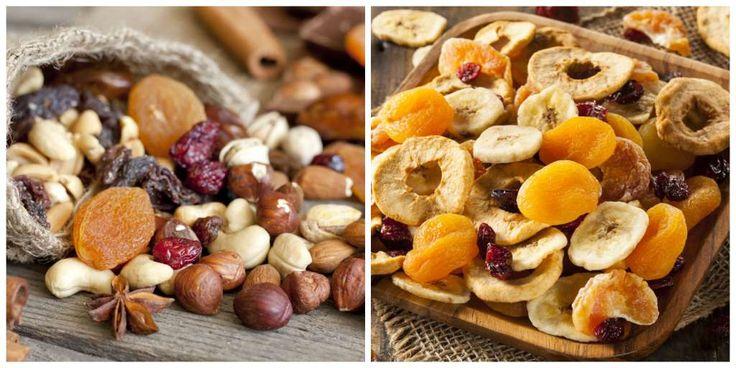 alimentos vegetarianos frutos secos