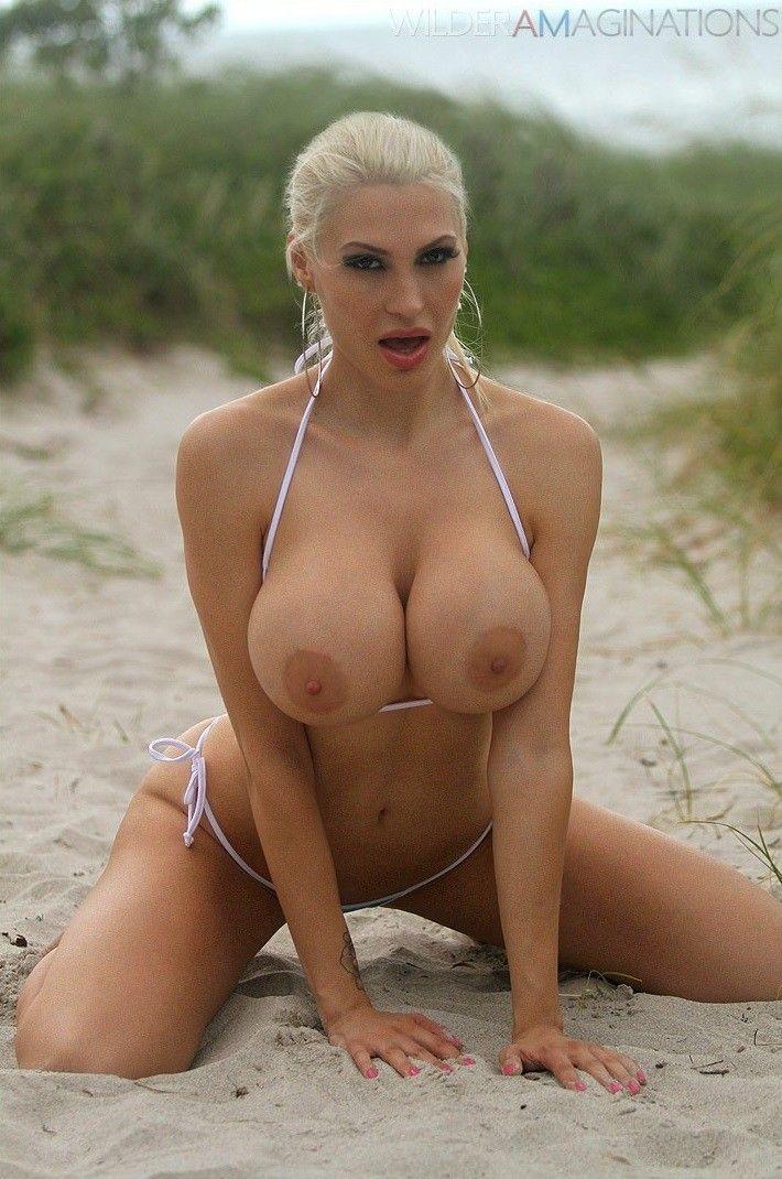 hudge biggest breast nud