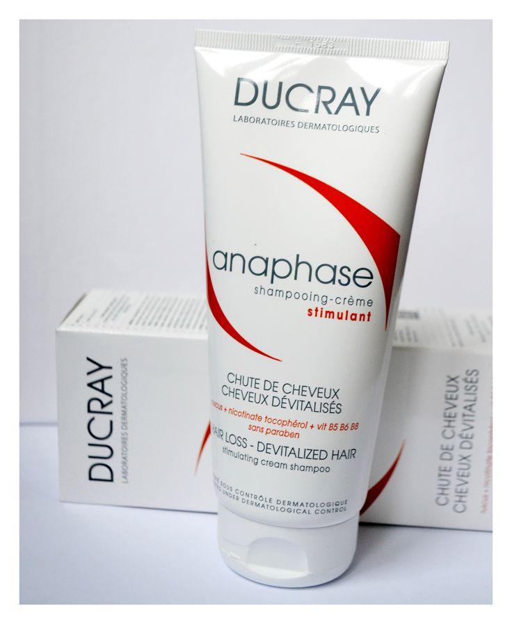 Шампунь стимулирующий рост волос Ducray Anaphase http://mary-tur.ru/beauty/beauty-vosstanavlivayushhiy-uhod-za-volosami/