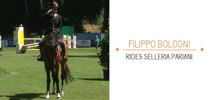 Filippo Bologni - rides #SelleriaPariani