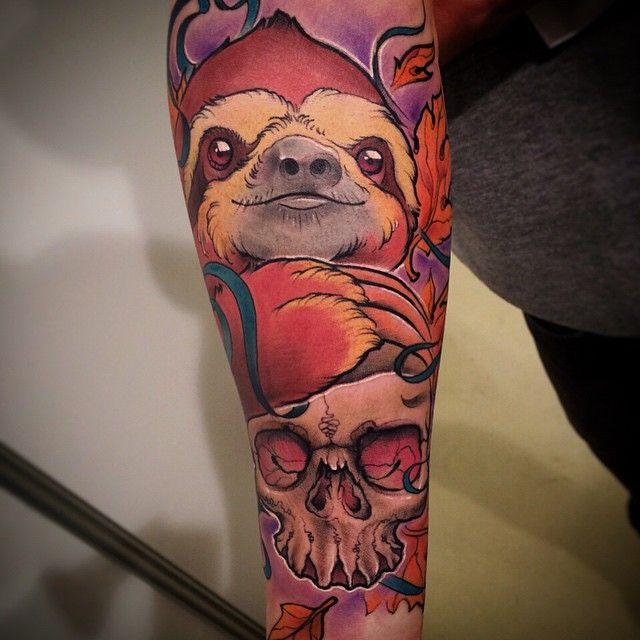 sloth tattoo google search sloths pinterest sloth tattoo sloths and search. Black Bedroom Furniture Sets. Home Design Ideas