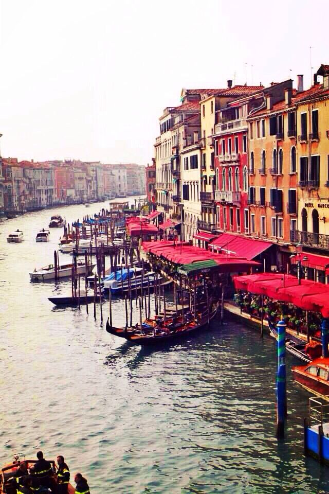 Venice Italy Travel Grand Canal