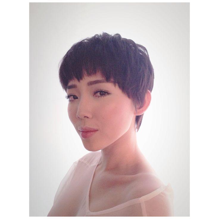 Toc Tien My Make Up Pinterest