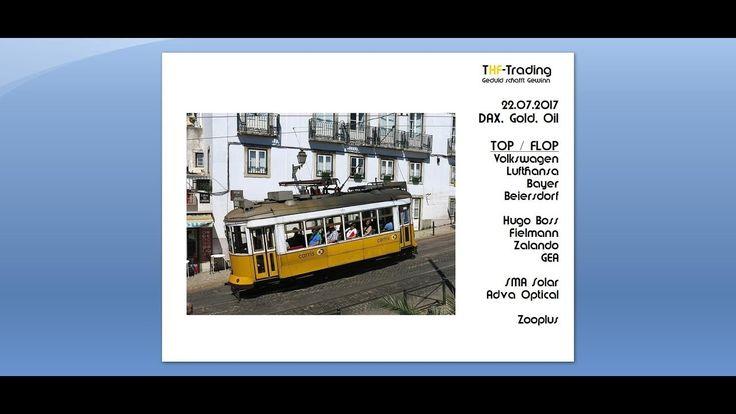 DAX, Oil & Gold - Zalando, GEA, Lufthansa, Fielmann, Volkswagen (Aktien,...