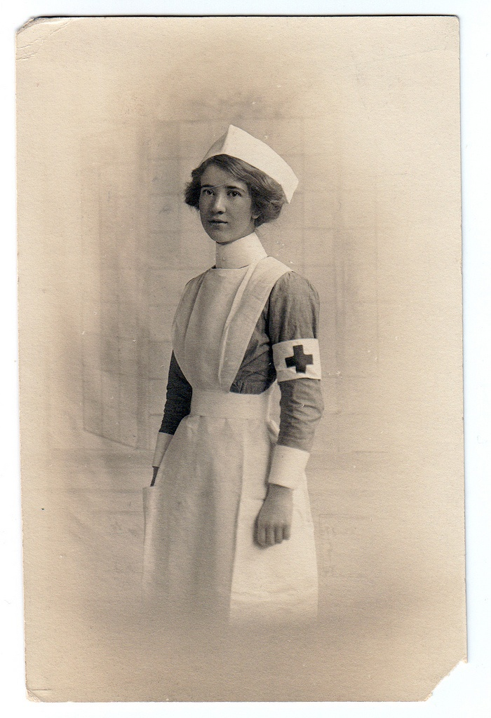 Nurse. My grandma worked at the VA hospital barracks when my grandpa grew ill and could no longer work.