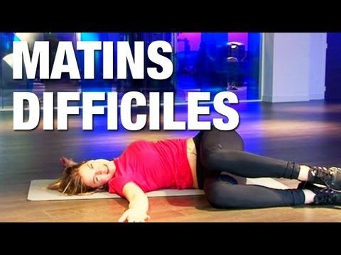 Fitness Master Class - Fitness Matins difficiles - YouTube