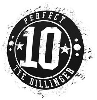 The Perfect Ten Tye Dillinger - NXT logo