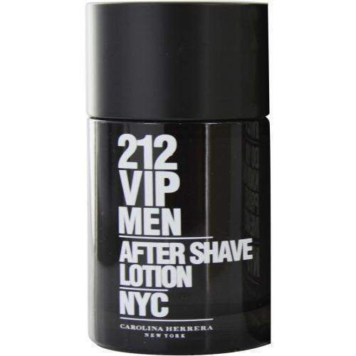 212 Vip By Carolina Herrera Aftershave 3.4 Oz