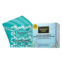 Les lingettes dissolvantes anti-paillettes de Butter London ! #monvanityideal #manucure #ongles #lingette #dissolvant #butterlondon