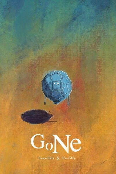 Get your free Gone #1 sci-fi mystery comic!