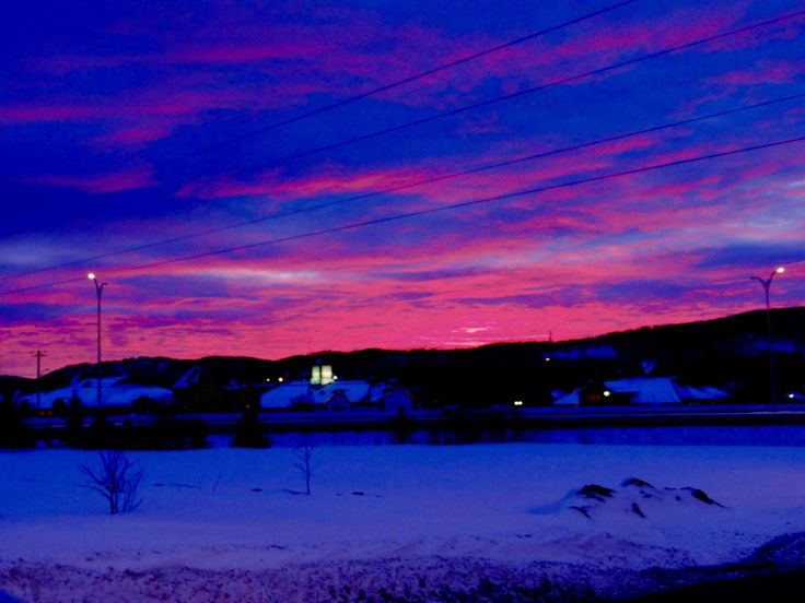 Coucher du soleil sur Saint Adele Auberge du Clos Rolland à découvrir pendant un voyage dans les Laurentides au Québec. En plus d'être un bel endroit pour passer la nuit, il y a beaucoup d'histoire à découvrir.
