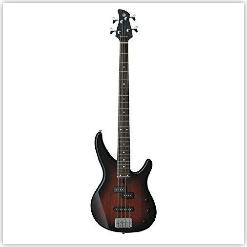 Yamaha TRBX174 4 String Electric Bass | Musical-Instruments $200 - $300 : 200 - 300 Bass Best Bass Electric INDIA Musical Instruments Old Rs.17800 - Rs.18000 Sunburst Violin Yamaha