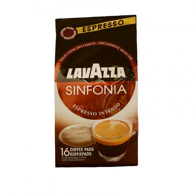 Lavazza Sinfonia Espresso Intenso koffiepads