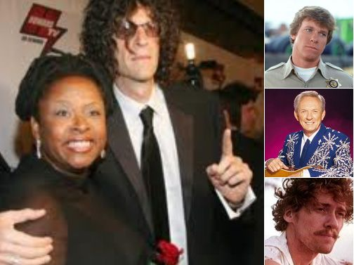 What do Robin Quivers (Howard Stern Show), Larry Wilcox (Jon Baker on C.H.I.P.S.), John Holmes (Adult Entertainer/Porn Star) and Mel Tillis (Country Singer) have in common? All are celebrating birthdays today… but do you know they all have something much more patriotic in common? FamousVeterans.com