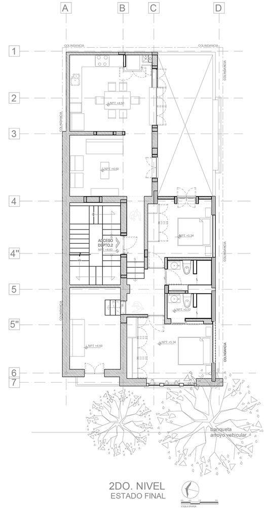 Flora 22,Second Floor Plan