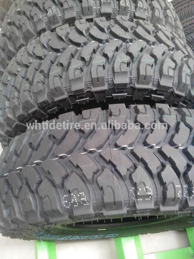 4x4 all terrain tires 32x11.5R15 OFF ROAD MUD tyre