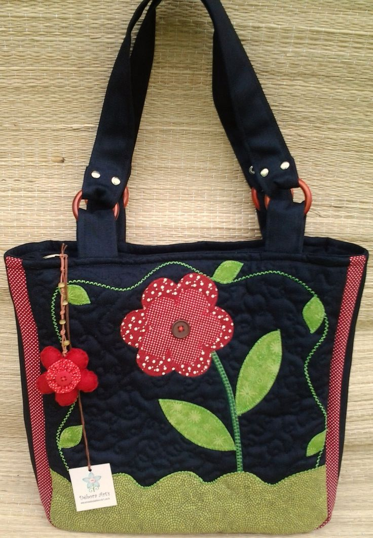 Bolsa De Tecido Forrada : Melhores ideias sobre bolsas artesanais de tecido no