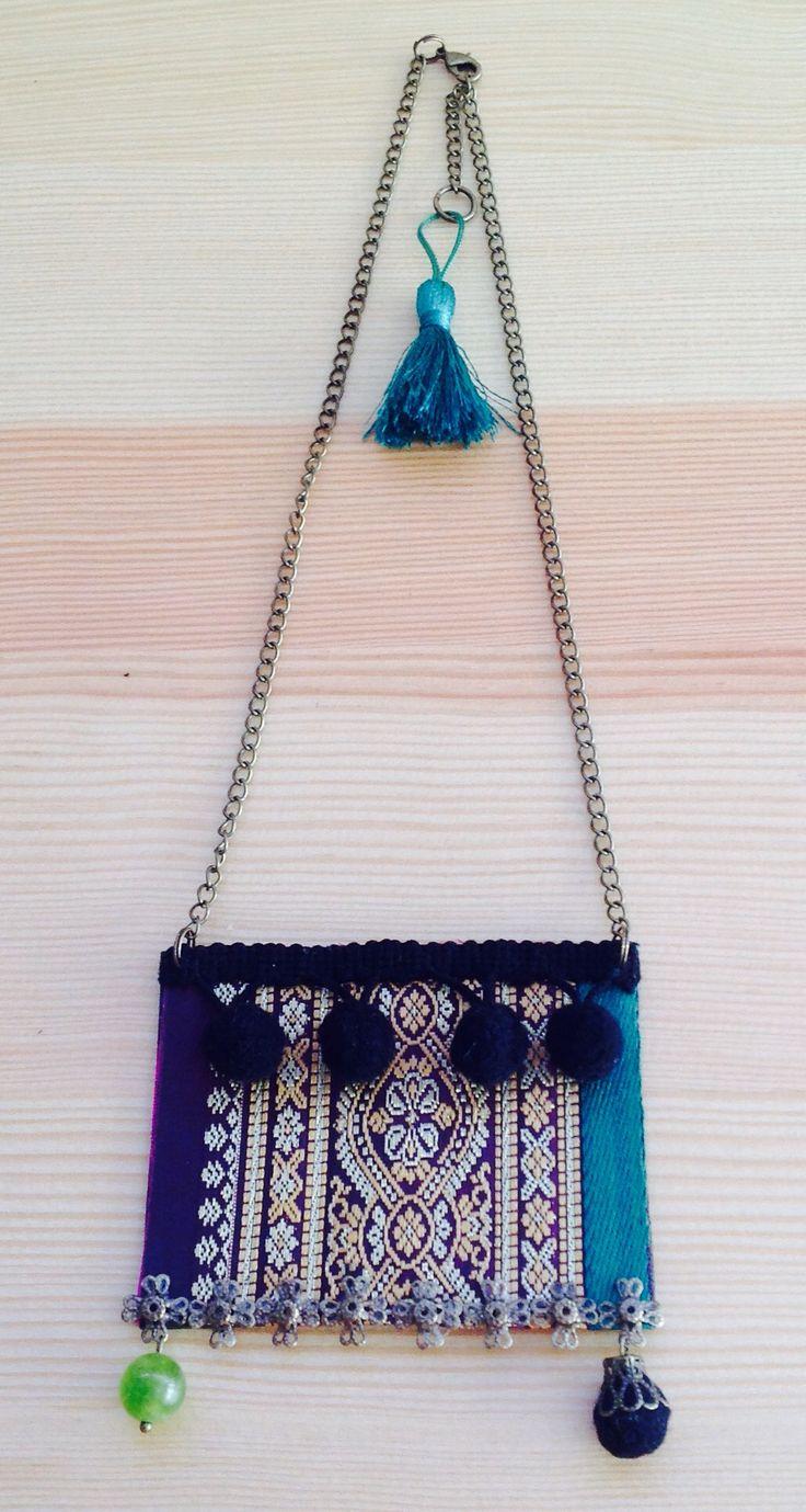 Collar Made in Rajani Shop.