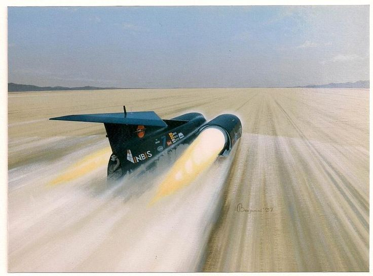 Nevada Auto Sound >> Thrust SSC | Auto | Pinterest | Great shots