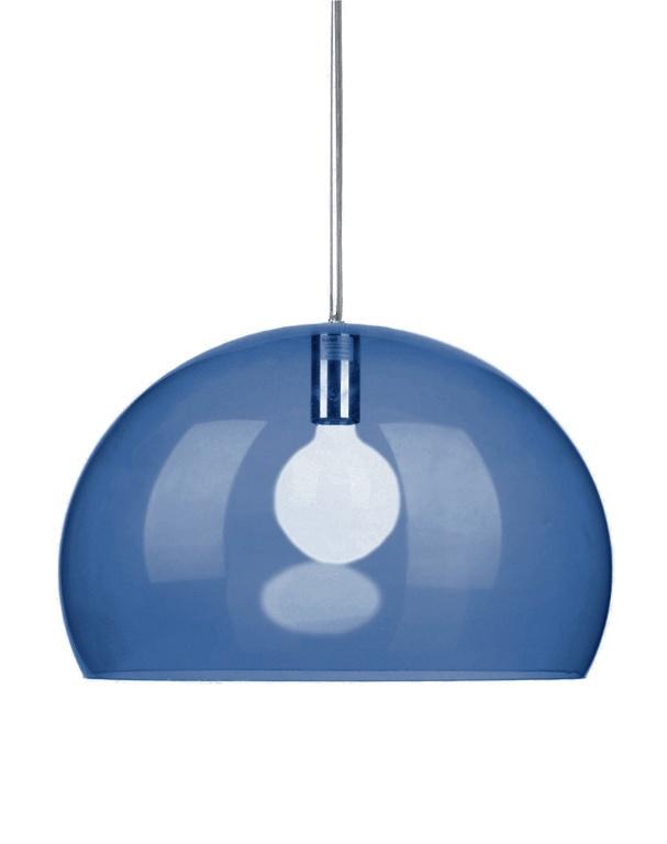 CASANOVA Møbler — KARTELL - FL/Y Pendel - cobalt