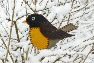 alle soorten vogel patronen voor vilt