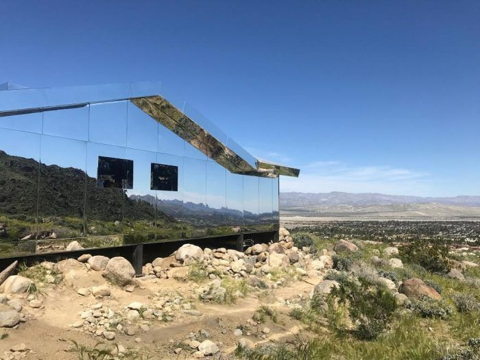the mirror house in southern california you need to explore before rh pinterest com mirror house palm springs desert x mirror house palm springs address