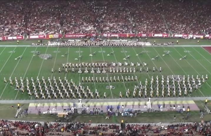Watch UCLA's marching band perform Panic! At The Disco songs - News - Alternative Press