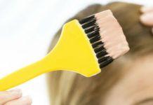 Уход и домашнее окрашивание волос