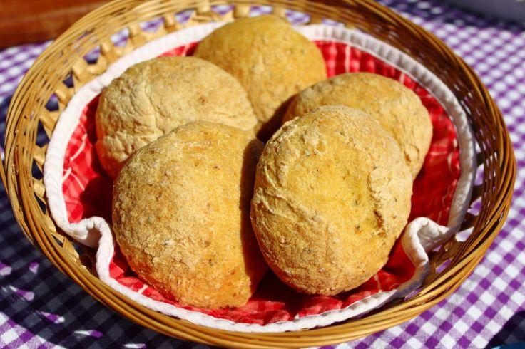 Disse glutenfri boller er bløde og luftige. De har en mild smag og er derfor…