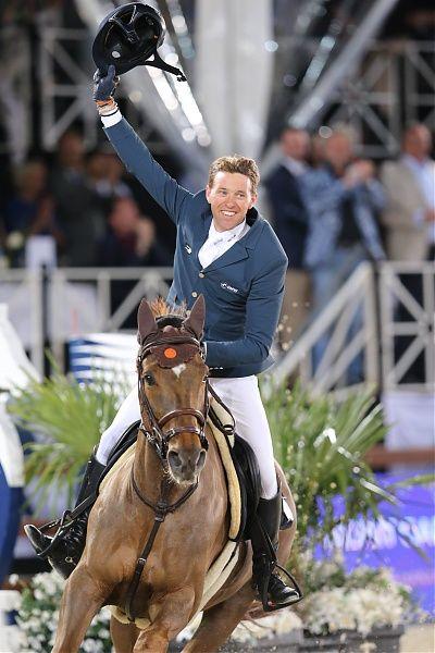 Numéro 1 mondial : Simon Delestre & Ryan Des Hayettes | Antwerp 2015 | LONGINES GLOBAL CHAMPIONS TOUR