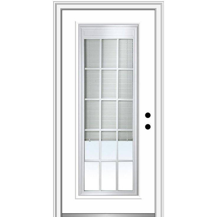 Mmi Door 32 In X 80 In Left Handed Primed Composite Clear Glass 15 Lite True Divided Single Prehung Interior Door Z009306l Prehung Interior French Doors Prehung Interior Doors Glass French Doors