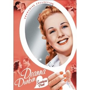 Deanna Durbin Sweetheart Pack (Three Smart Girls / Something In the Wind / First Love / It Started with Eve / Can't Help Singing / Lady on a Train) (1939)  Deanna Durbin (Actor), Charles Laughton (Actor)   List Price:	$26.98  Amazon Price: $9.54