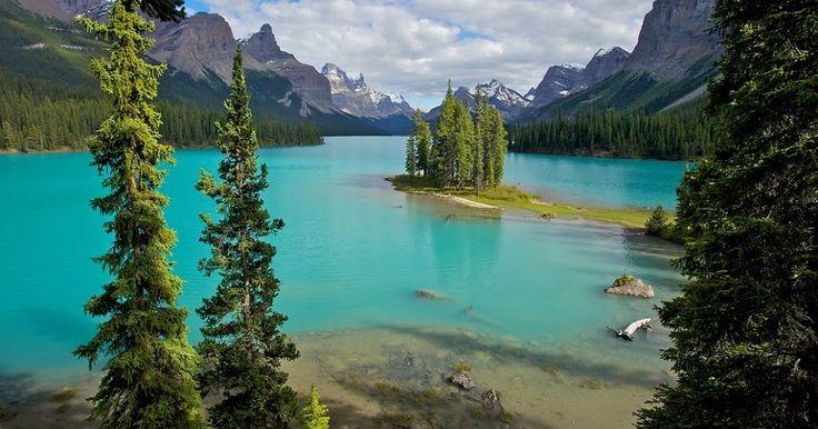 Parques Nacionais no Canadá #viagem #canada #viajar