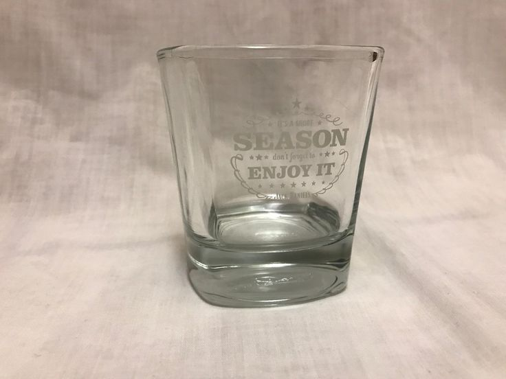 Vintage Jack Daniels Christmas Glass Whiskey No 7 Whisky Scotch Bourbon Season