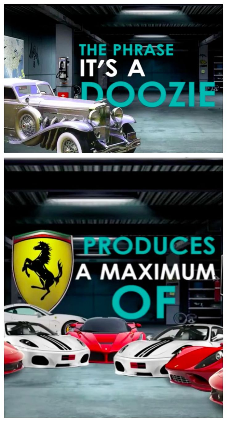amazing car facts if you love cars you wont want to
