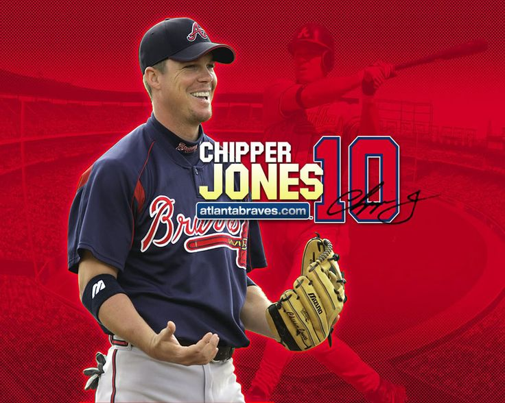 Can't get better than the Chipper. Best switch hitter since Mantle!