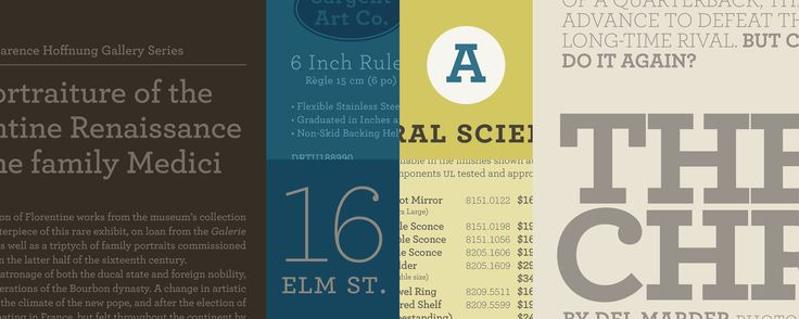 Big fan of Archer, and have purchased several of the variations. Love me some HFJ fonts. ----- Archer Fonts | Hoefler & Co.