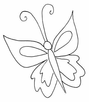 Best 25+ Butterfly pattern ideas on Pinterest Felt butterfly - butterfly template