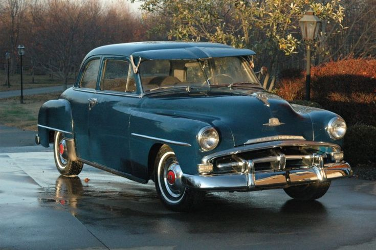 1952 Plymouth Cambridge 2 Door Dream Machines Pinterest Plymouth Cars And For Sale