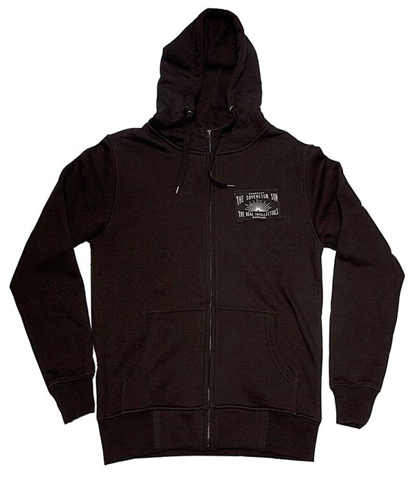 THE SOVEREIGN SUN HOODIE
