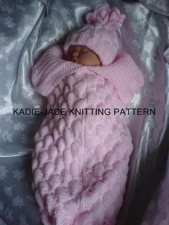 Newborns love being swaddled (wrapped snuggly but not too snug) in a blanket. It reminds them of being in the womb and feeling safe and secure. Your baby will let you know when they no longer want to swaddled by breaking free every time you try :)