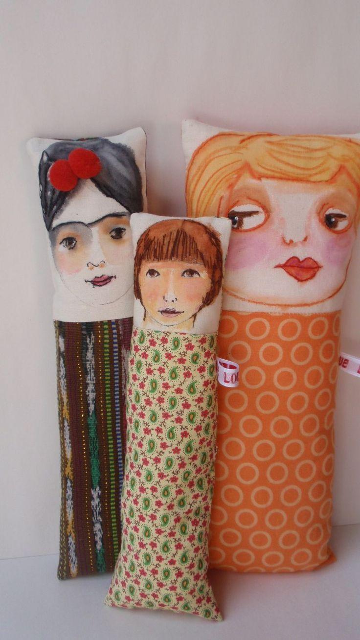 tubular Dolls