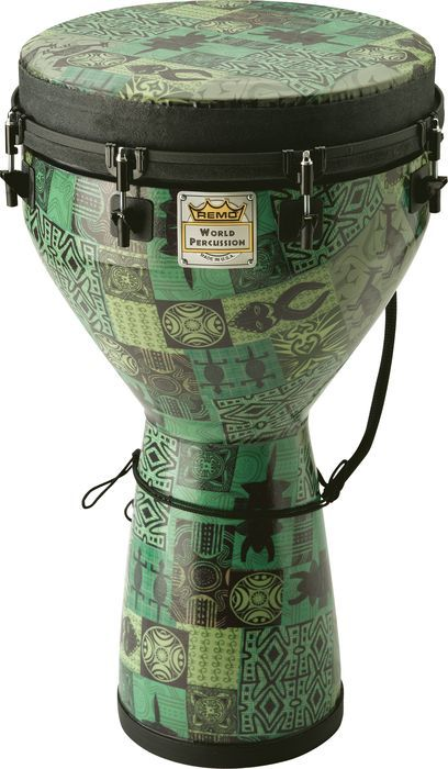 Remo Designer Series Key-tuned Djembe - That's my djembe!! Best Yule present!!