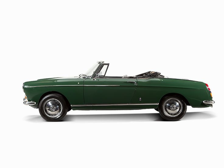 Peugeot 404 Superluxe Convertible, Year of Manufacture 1967