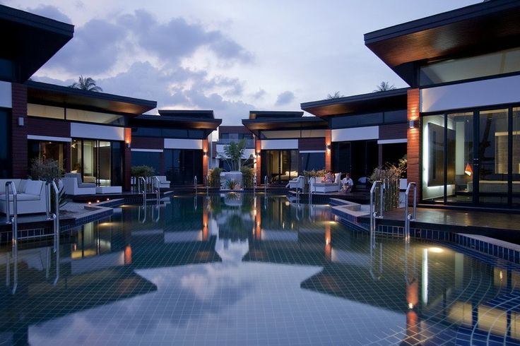 Aava Resort and Spa, Khanom, Thailand